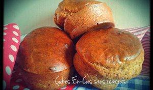 Cakes En-Cas sans remords