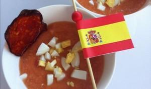 Salmorejo Con Tomate