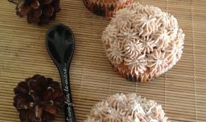 Cupcakes Noix de Coco et Chocolat ...