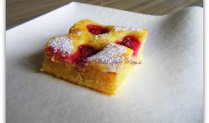 Bublanina ou bubbly cake