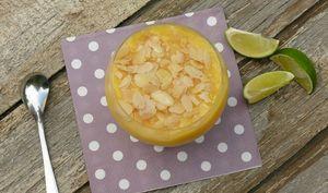 Tiramisu aux deux citrons