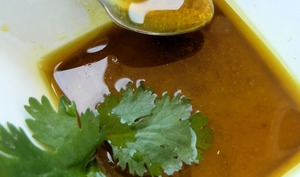 Golden Vinaigrette à l'orientale