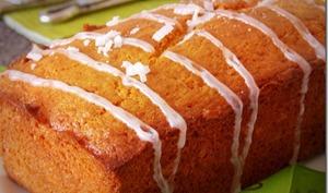 Cake à la noix de coco et citron vert