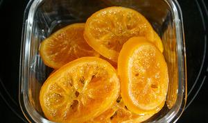Oranges et citrons confits