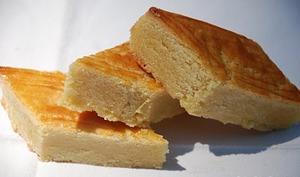 Le Gâteau Breton de ma mamie