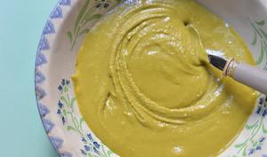 La fameuse pâte de pistache