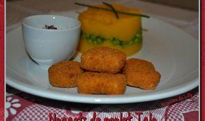Nuggets de poulet Iglo