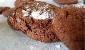 Brookies au chocolat