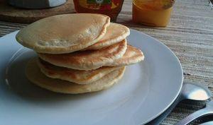 Pancakes express et fluffy