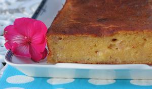 cake à la banane de Justine