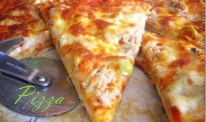 Pâte à pizza maison facile