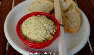 Rillettes de maquereau au curry
