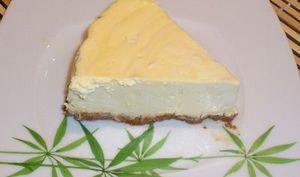 Le retour du cheesecake au citron
