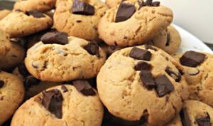 cookies choco cacahuètes