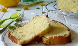 Cake fraîcheur