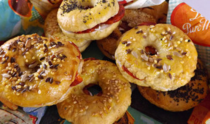 Minis bagels