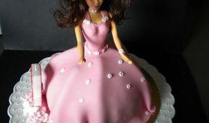 Gâteau Princesse Valina