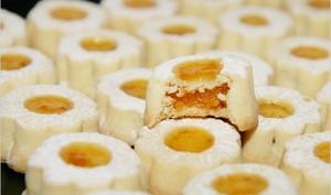Biscuits aux abricots secs