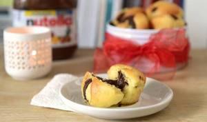 Muffins cocooning au Nutella