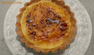Tartelettes à l'orange caramélisées