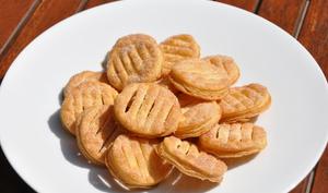 Biscuits secs, les Cuquettes