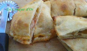 Scacciatine au fromage et anchois ou au speck et mozzarella