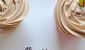 Cupcakes Pomme Vanille et Carambars