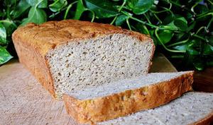Pain déjeuner protéiné sans gluten