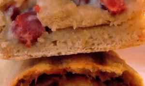 Pizzas roulées à la farine de Kamut