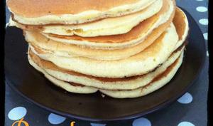 les délicieux Pancakes de Pascal Weeks