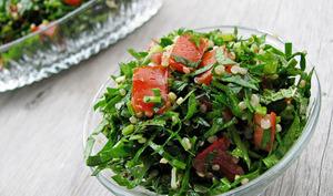 Taboulé au quinoa et au sumac