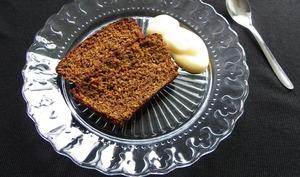 Black Treacle Cake aux épices