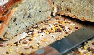 Petits pains aux graines