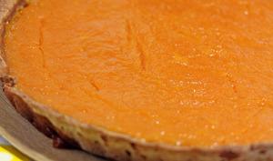 Papaya & pumkin pie