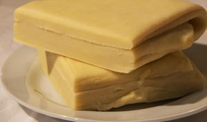 La pâte feuilletée rapide