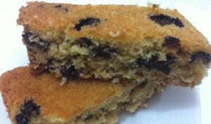 Blondies Cookies au chocolat et noisettes