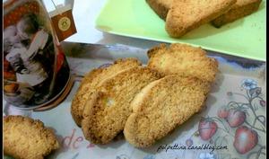 Biscotti della salute pugliesi