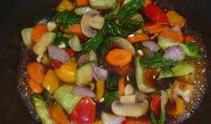 Chop Suey de Légumes de Maurice