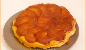 La tarte tatin aux pommes