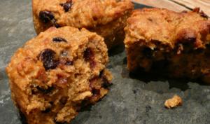 Muffins à la citrouille