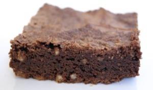 Brownie américain aux noix de pécan