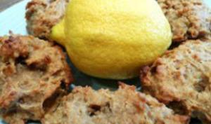 Scones citron-pavot