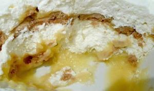 Gâteau étagé au citron