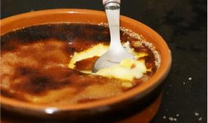 La crème brûlée facile