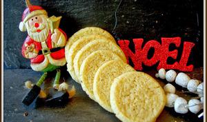 Biscuits islandais au gingembre