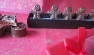 CHOCOLATS COEUR DE CARAMEL