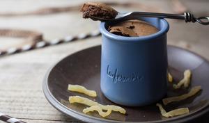 Fondant chocolat-gingembre de Christophe Felder