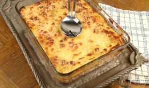 Les lasagnes bolognaises
