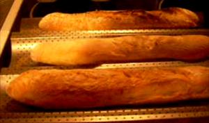 Fabrication de Baguettes