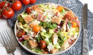 Salade Caesar extravaganza